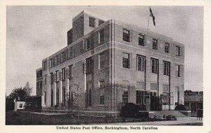 North Carolina Rockingham Post Office