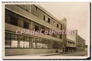Postcard Old School Alfortville Group in October