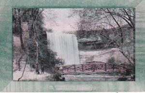 Minnesota Minnehaha Falls 1908
