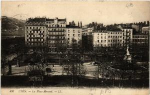 CPA LYON Place Morand. (463021)