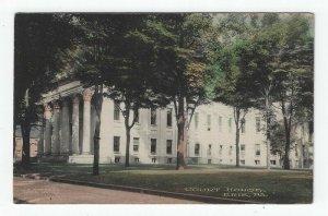 Erie, Pennsylvania,  Vintage Postcard View of The Court House, 1911