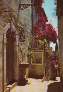 Italy Taormina Angolo caratteristica Characteristic Corner