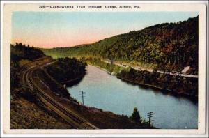 Lackawanna Trail, Alford PA