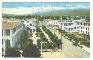 King Street,Kingston showing Public Building,Jamaica,30-40s