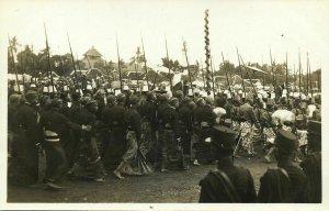 indonesia, JAVA SURAKARTA SOLO, Sunan Pakubuwono X Jubilee Procession (1932) 5