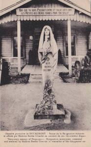 Resignation Monument, Presented & Executed by Madame Berthe Girardet, Douamon...