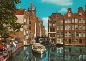 Netherlands Amsterdam the little lock