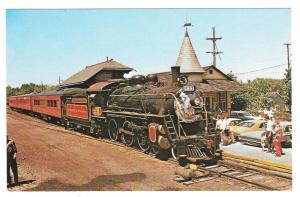 New Hope Ivyland Railroad Steam Train Bucks County PA