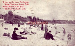 1911I CARE NOT FOR YOUR ROCKAWAY OR CONEY ISLE, SOUTH HAVEN HAS 'EM BEAT A MILE