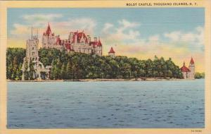 Bolodt Castle Thousand Islands New York City New York