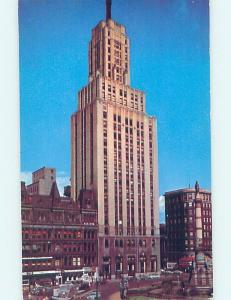 Unused Pre-1980 SHOPS BY THE RAND BUILDING Buffalo New York NY H4932