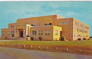 Texas Sequin Gymnasium Building Texas Lutheran College