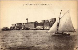 CPA MARSEILLE Le Chateau d'If (444630)