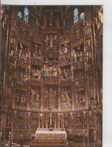 Postal 007716 : Retablo mayor de la catedral de Toledo
