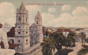 Cathedral Plaza from City Hall , Panama ; 00s-10s