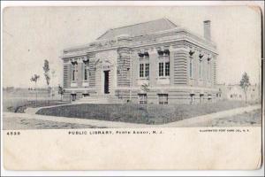 Public Library, Perth Amboy NJ