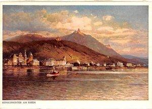 Konigswinter am Rhein Germany Unused