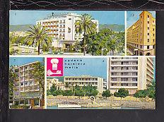 Hotels Multi View,Spain Postcard BIN