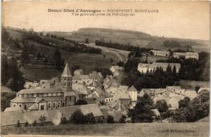 CPA Beaux Sites d'Auvergne ROCHEFORT-MONTAGNE vue générale (408383)