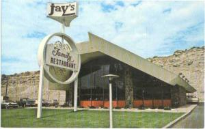 Jay's Family Restaurant, 1154 Dewar Drive, Rock Springs, Wyoming, WY, Chrome