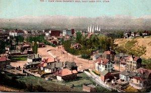 Utah Salt Lake City View From Prospect Hill
