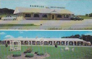 Missouri Cameron Rambler Motel & Restaurant