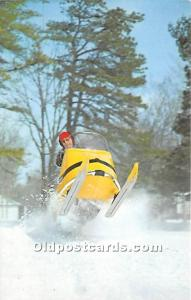 Snowmobile Unused