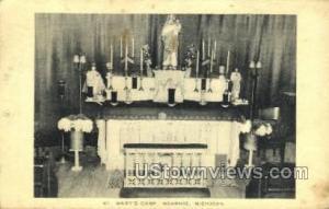 St. Mary's Camp Memphis MI 1906