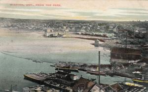 WIARTON , Ontario , 1900-10s ; From the Park