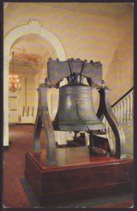 Liberty Bell,Philadelphia,PA Postcard BIN
