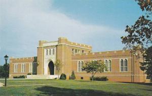Exterior,  Catawba College,  Salisbury,  North Carolina,  40-60s