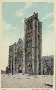 BOSTON, Massachusetts, 1900-10s; Cathedral