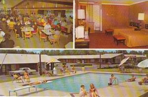 North Carolina Rocky Mount Quality Courts Motel Coral & Restaurant