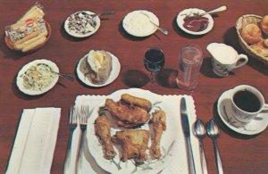 LEMONT , Illinois , 1950-60s ; RT 66 ; White Fence Farm , food