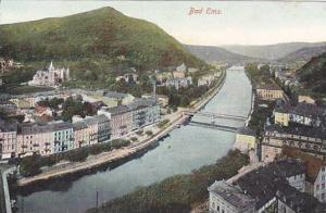 Panorama, Bad Ems (Rhineland-Palatinate), Germany, 1900-1910s