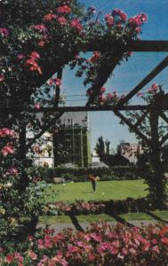 Golf Course , Empress Hotel , VICTORIA , B.C. , 50-60s