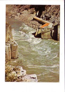 Hell's Gate Fishway, Fraser Canyon British Columbia,