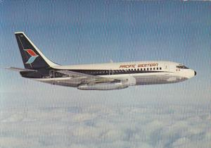 Canada Pacific Western Boeing 737