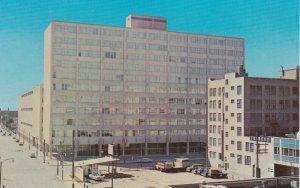 MANITOBA, Winnipeg,1950-1960s ; Modern Post Office