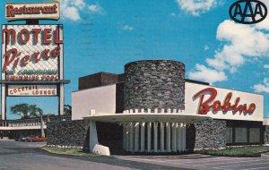 MONTREAL, Quebec, Canada, PU-1973; Motel Pierre, Restaurant Bobino