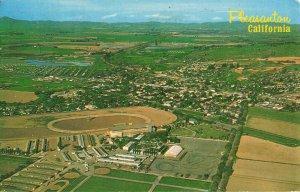 Postcard Pleasanton California Posted 1974