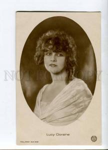 261623 Lucy DORAINE Silent MOVIE FILM Actress Old PHOTO BINDER