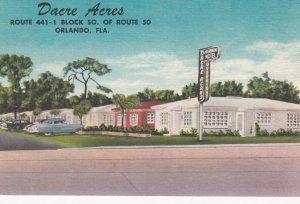 ORLANDO , Florida , 1930-40s ; Dacre Acres