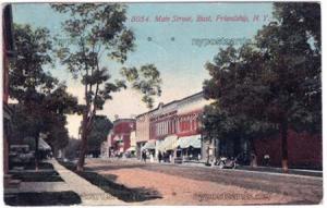 Main Street, Friendship NY