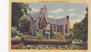 St. Benedict's R.C. Church, Stamford, Connecticut, 30-40´s