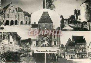 Modern Postcard Noyers Yonne