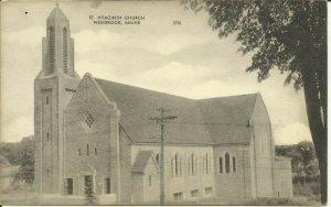 Westbrook, Maine, St. Hyacinth Church