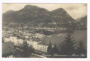 RP  Lugano - Panorama e Monte Bre, Switzerland, 00-10s