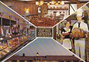 Indiana Mooresville Gray Bros Cafeteria