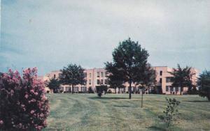 Exterior, Alumni Building, Bob Jones University, Greenville, South Carolina, ...